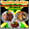 Jamaican Recipes Cookbook Vol-1